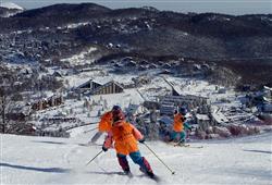 Hotel 1301 Inn - 6denní lyžařský balíček s denním přejezdem a skipasem v ceně***20