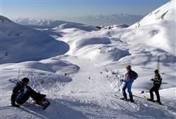 Hotel 1301 Inn - 6denní lyžařský balíček s denním přejezdem a skipasem v ceně***24