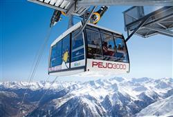 Hotel Pejo - 6denní lyžařský balíček s denním přejezdem a skipasem v ceně***21
