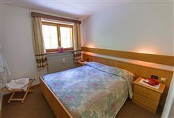 Hotel De Fronz - 5denní lyžařský balíček s denním přejezdem a skipasem v ceně***4