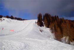 Hotel De Fronz - 5denní lyžařský balíček s denním přejezdem a skipasem v ceně***21