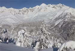 Hotel De Fronz - 5denní lyžařský balíček s denním přejezdem a skipasem v ceně***26