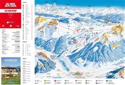 Hotel De Fronz - 5denní lyžařský balíček s denním přejezdem a skipasem v ceně***14