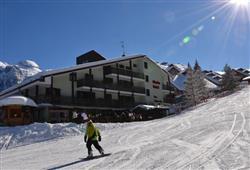 Hotel Alaska - Folgarida***12