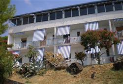 Villaggio Costa del Mito - hotelové izby***1
