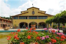 Rezidencia Fattoria Degli Usignoli - apartmány****14