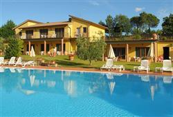Rezidencia Fattoria Degli Usignoli - apartmány****2