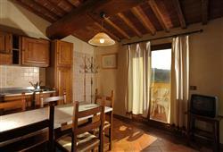 Rezidencia Fattoria Degli Usignoli - apartmány****4