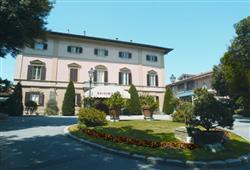 Hotel Villa delle Rose - raňajky****0