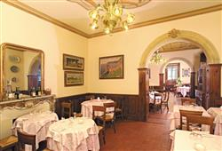Hotel Villa delle Rose - raňajky****4
