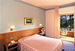 Hotel Villa delle Rose - raňajky****5