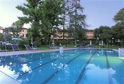 Hotel Villa delle Rose - raňajky****11