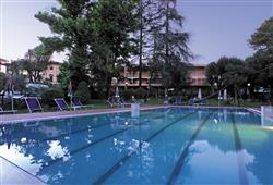 Hotel Villa delle Rose - raňajky****12