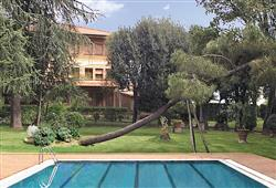 Hotel Villa delle Rose - raňajky****13