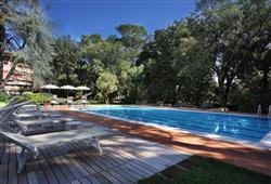 Hotel Villa delle Rose - raňajky****14