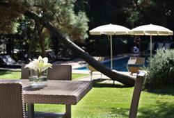Hotel Villa delle Rose - raňajky****9