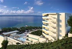 Hotel Plaža Duće****17
