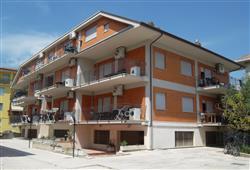 Residence Collina - zvýhodněné termíny s dopravou v ceně1