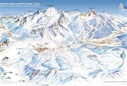 Hotel Al Maniero - 5denní lyžařský balíček se skipasem v ceně***32