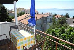 Apt 4+1 balkon