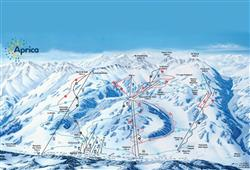 Hotel Derby - 6denní lyžařský balíček s denním přejezdem a skipasem v ceně***2