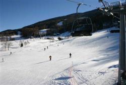 Hotel Posta - 6denní lyžařský balíček se skipasem a dopravou v ceně***34