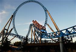 Europapark je jedním z největších zábavních parků v Evropě. Sami uvidíte, zda vám jeden den bude stačit