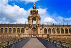 Zwinger je komplexem věhlasných muzeí  a obrázaren