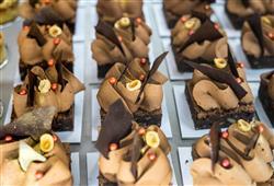 SALON DU CHOCOLAT: Největší světový festival čokolády a kakaa v Paříži12