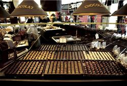 SALON DU CHOCOLAT: Největší světový festival čokolády a kakaa v Paříži6