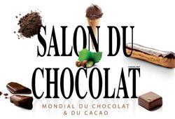 SALON DU CHOCOLAT: Největší světový festival čokolády a kakaa v Paříži0