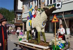 ©Narzissenfestverein Na tento festival se sjíždí turisté z celé Evropy