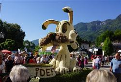 ©Narzissenfestverein Sochy osloví malé i velké