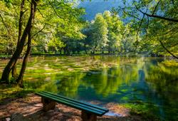 Vrelo Bosne - odpočinek a relaxace