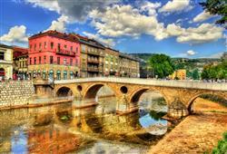 Sarajevo - známý Latinský most