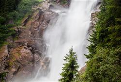 Projdeme se podél nejvyšších vodopádů Evropy