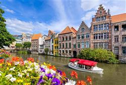 Belgie, země na vodě