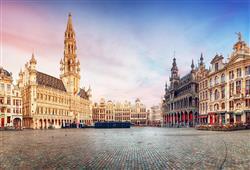 Celý den budeme poznávat hlavní město Belgie i Evropy, Brusel