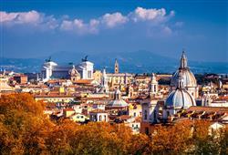 Navštivte s námi Řím v jakémkoliv ročním období