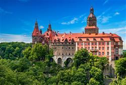 Největší zámek Dolního Slezska Książ