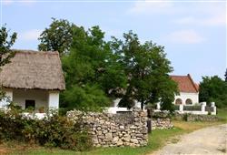 Ve Skanzenu najdete téměř 320 budov svezených z osmi maďarských regionů