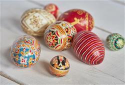 I v Maďarsku k Velikonocím patří nejrůzněji malované kraslice