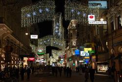 Vánoční osvětlení je kouzelné