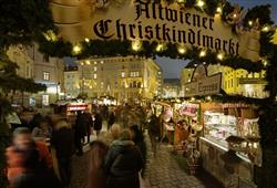 Vítejte na věhlasném Christkindlmarktu