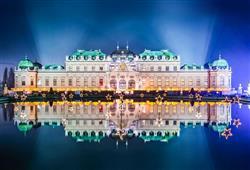 Adventní Vídeň a nejkrásnější vánoční trhy0