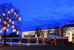 Užijte si vánoční atmosféru na zámku Schloss Hof