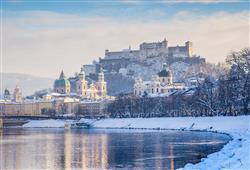 I za denního světla je ovšem Salzburg dechberoucí.