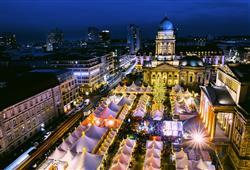 Vánoční trhy se pořádají na téměř 60 různých místech Berlína