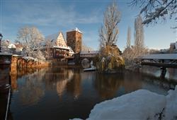 Norimberk je ale krásný i mimo trhy