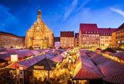 Advent v Norimberku je kouzelný